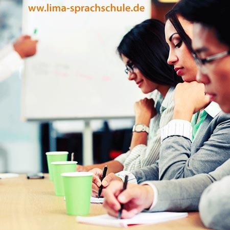 Curso intensivo de alemán para trabajadores ó con tarjeta azul