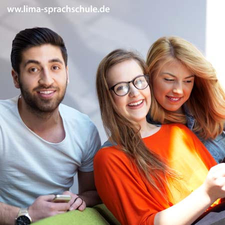 Intensive German course 3 afternoons a week in Munich