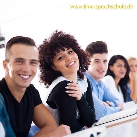 Semi intensive German course in Munich in Lima Sprachschule