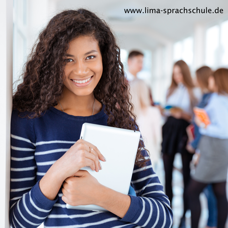 Visa for a German language course in Munich at Lima Sprachschule