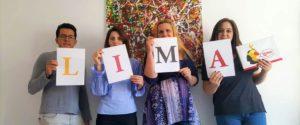 Lima Sprachschule Team