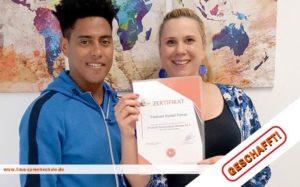Sprachzertifikat in München bei der Lima Sprachschule
