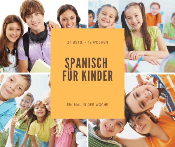 Spanischkurs für kinder